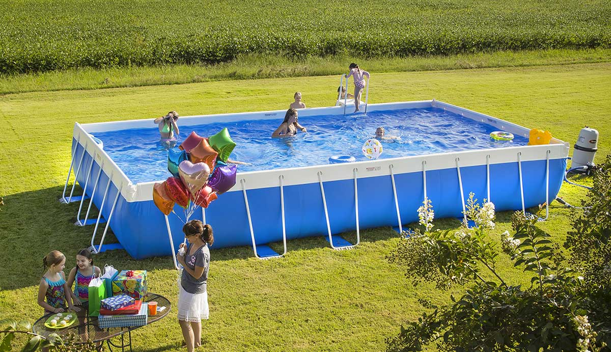 Portable Pools on sale right now